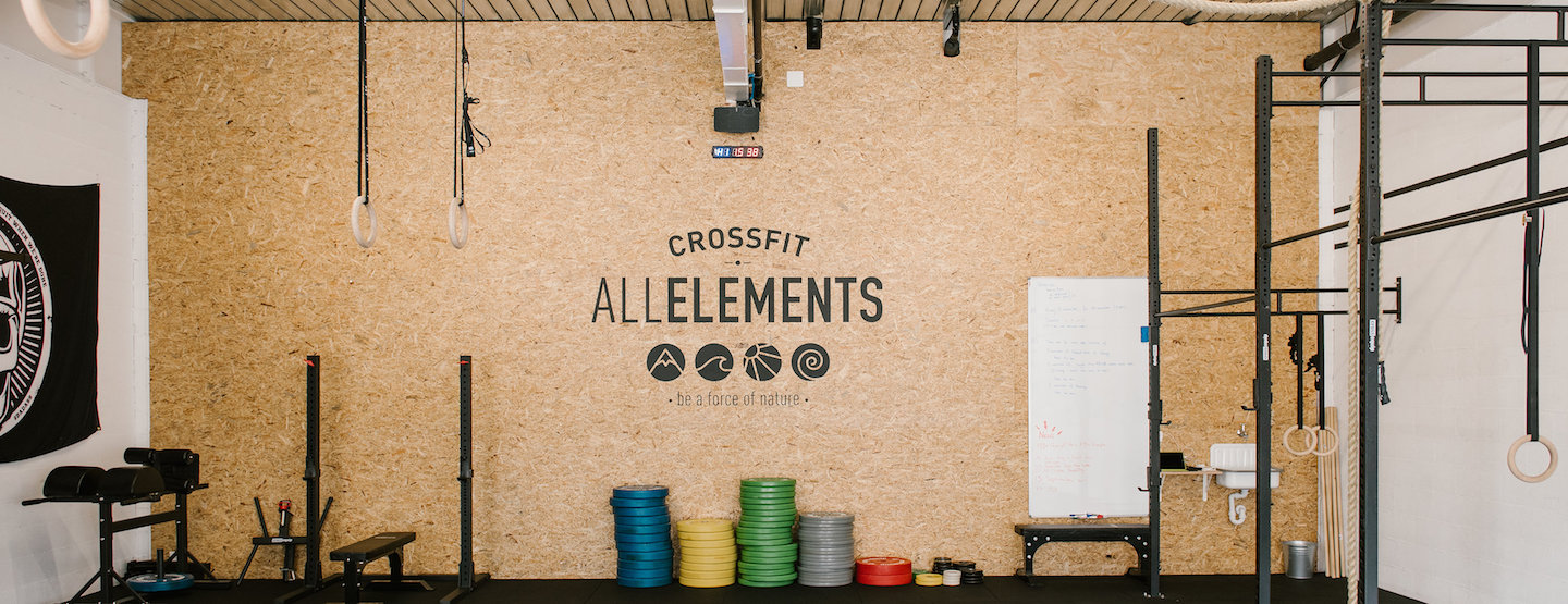 CrossFit - CrossFitAllElements - Wall
