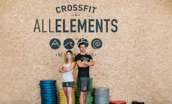 At CrossFit All Elements, the main element is you!