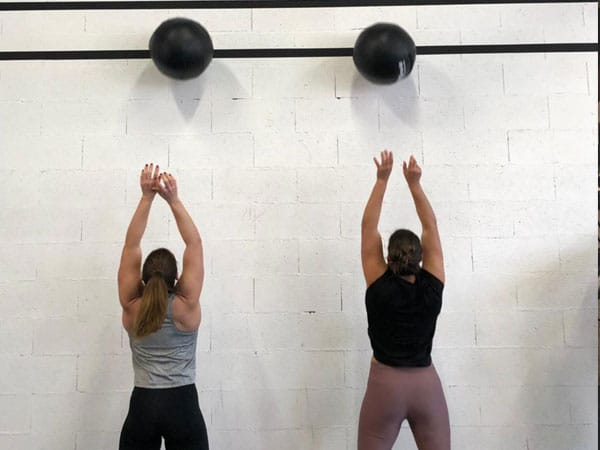 Crossfit All Elements - Be a force of nature