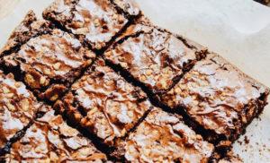 Chocolate Protein Cake
