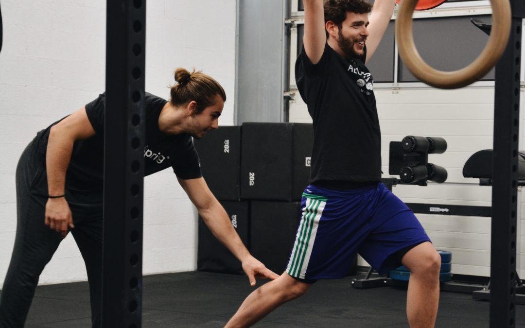 8 reasons to start practice CrossFit