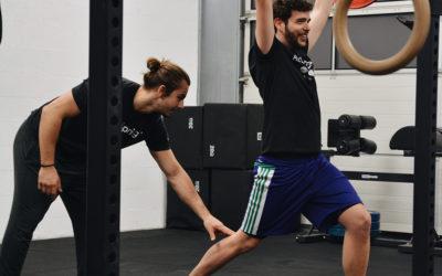 8 raisons pour commencer le CrossFit