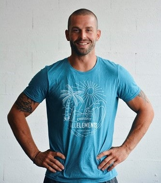 Crossfit AllElements - Be a force of nature