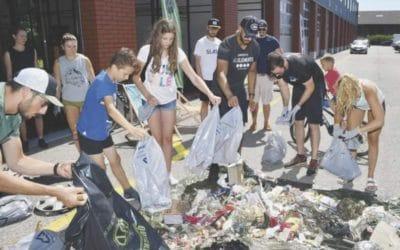 Clean Up Our Planet Day / Journal La Côte