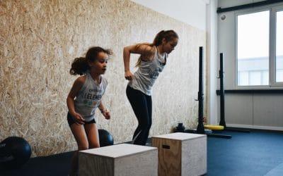 Pourquoi initier les enfants au CrossFit