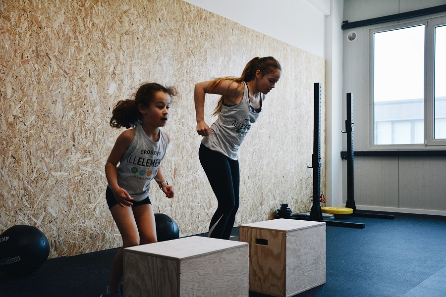 Why introduce children to CrossFit