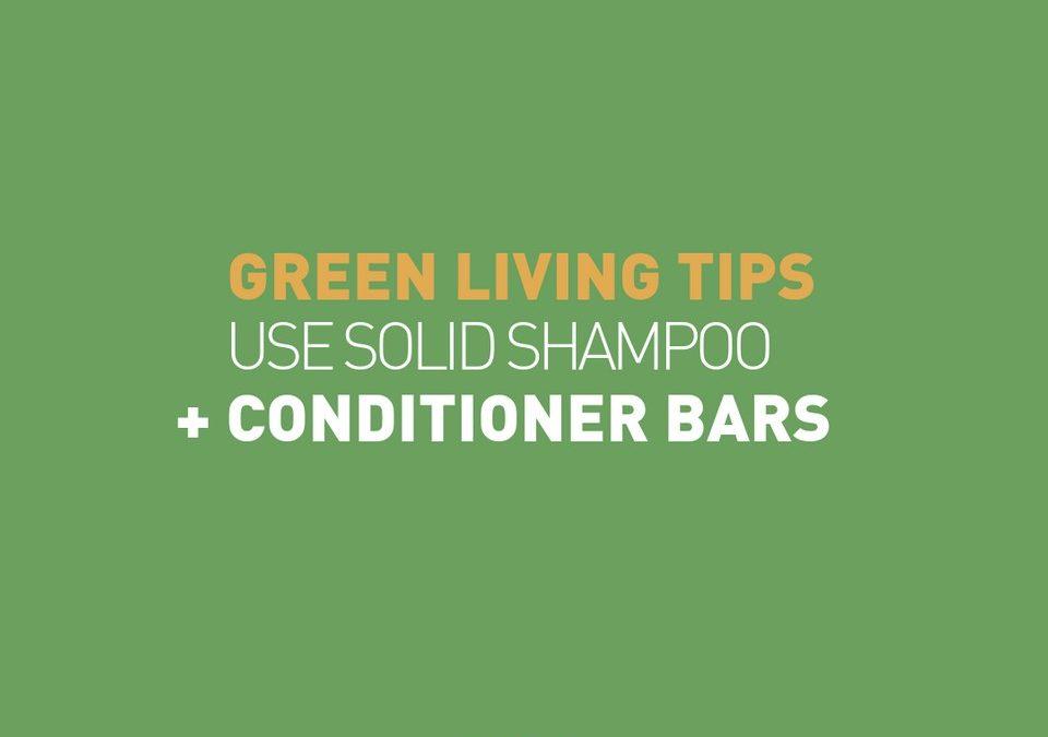 Solid shampoo