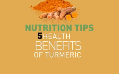 5 health benefits of turmeric