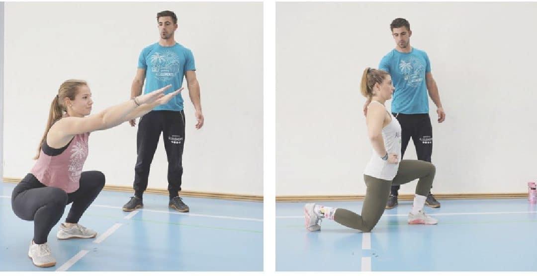 Five exercises to prepare for winter / Newspaper La Côte