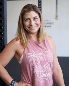 Jessica Falcy - CrossFit