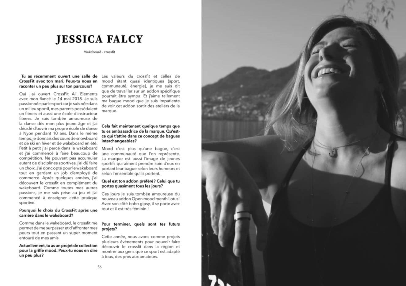 Mood Swiss Ring Magazine