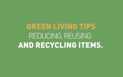 Réduction, réutilisation et le recyclage