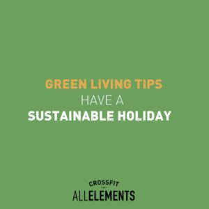Sustainable Holiday