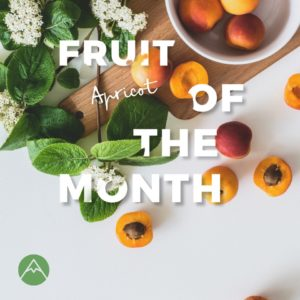 Fruit of the Month - Apricot
