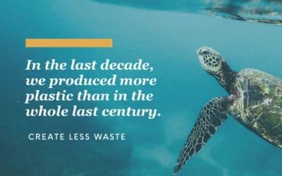 Create Less Waste