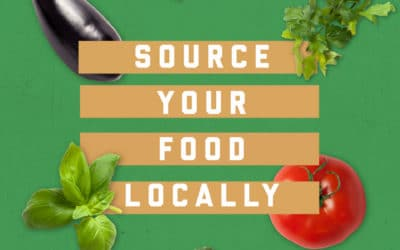 Green Living Tips : Source your Food Locally